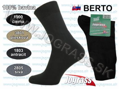 BERTO 100% bavlna
